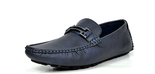 Bruno-Marc-Men-039-s-New-Classic-Fashion-Slip-on-Driving-Casual-Loafers-Boat-Shoes thumbnail 33