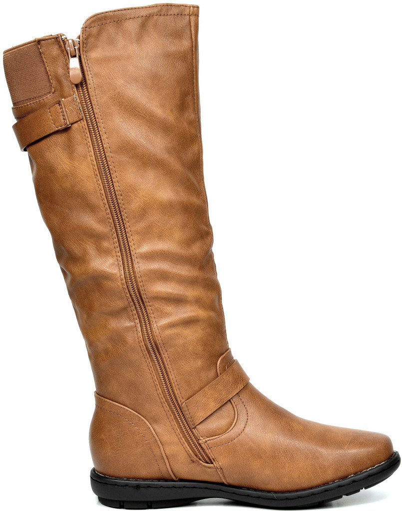 DREAM-PAIRS-Women-Summit-Faux-Fur-Lined-Knee-High-Winter-Boots-Wide-Calf