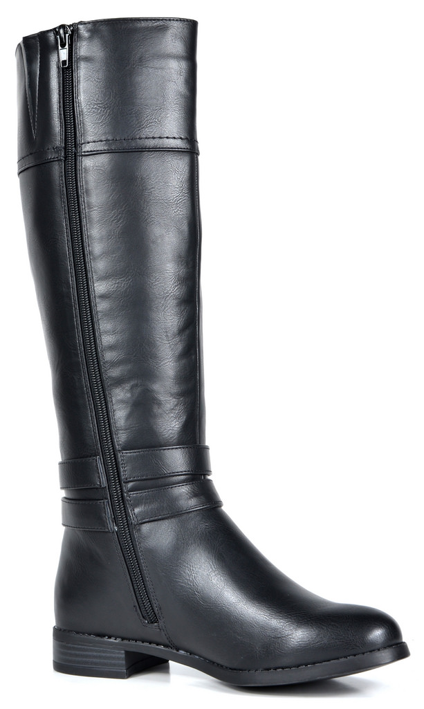 Toetos-Women-039-s-Diane-Knee-High-Winter-Riding-Boots-Wide-Calf-Available