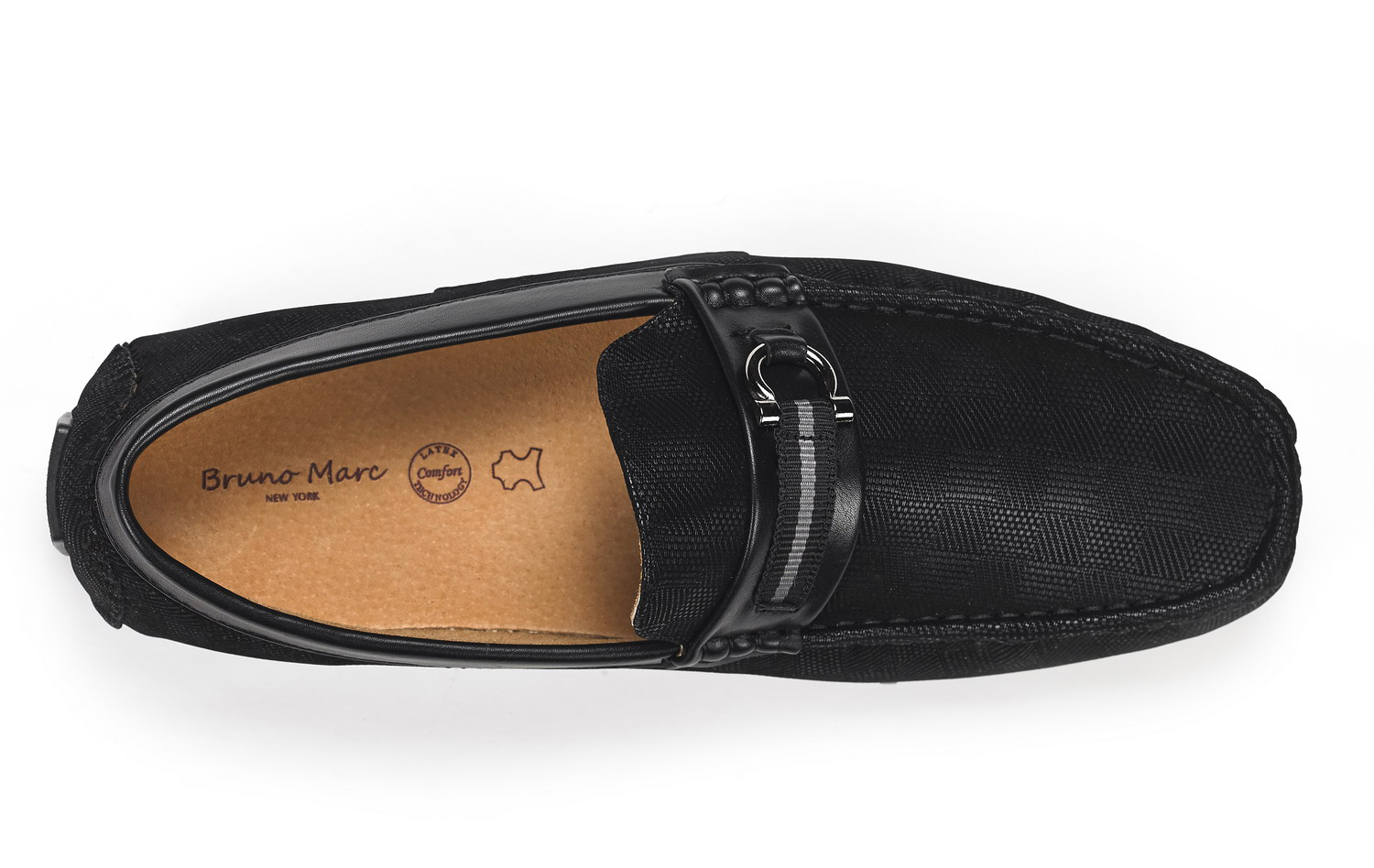 Bruno-Marc-Men-Casual-Driving-Loafers-Breathable-Antiskid-Slip-On-Moccasins-Shoe thumbnail 13