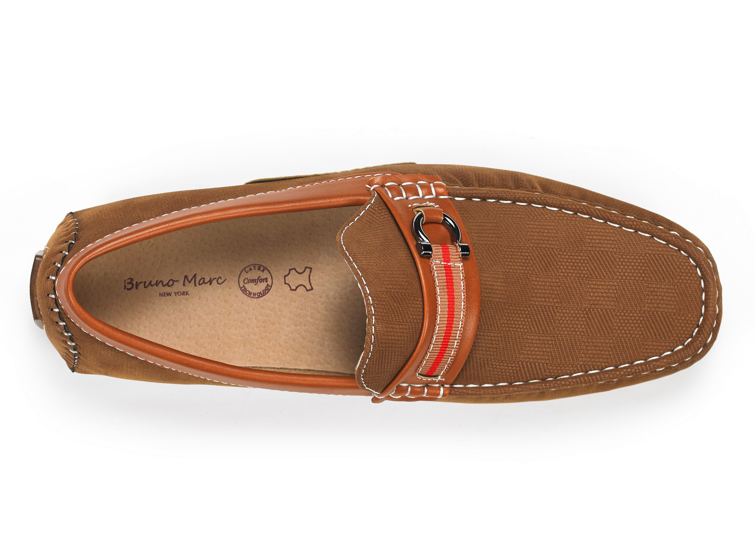 Bruno-Marc-Men-Casual-Driving-Loafers-Breathable-Antiskid-Slip-On-Moccasins-Shoe thumbnail 21