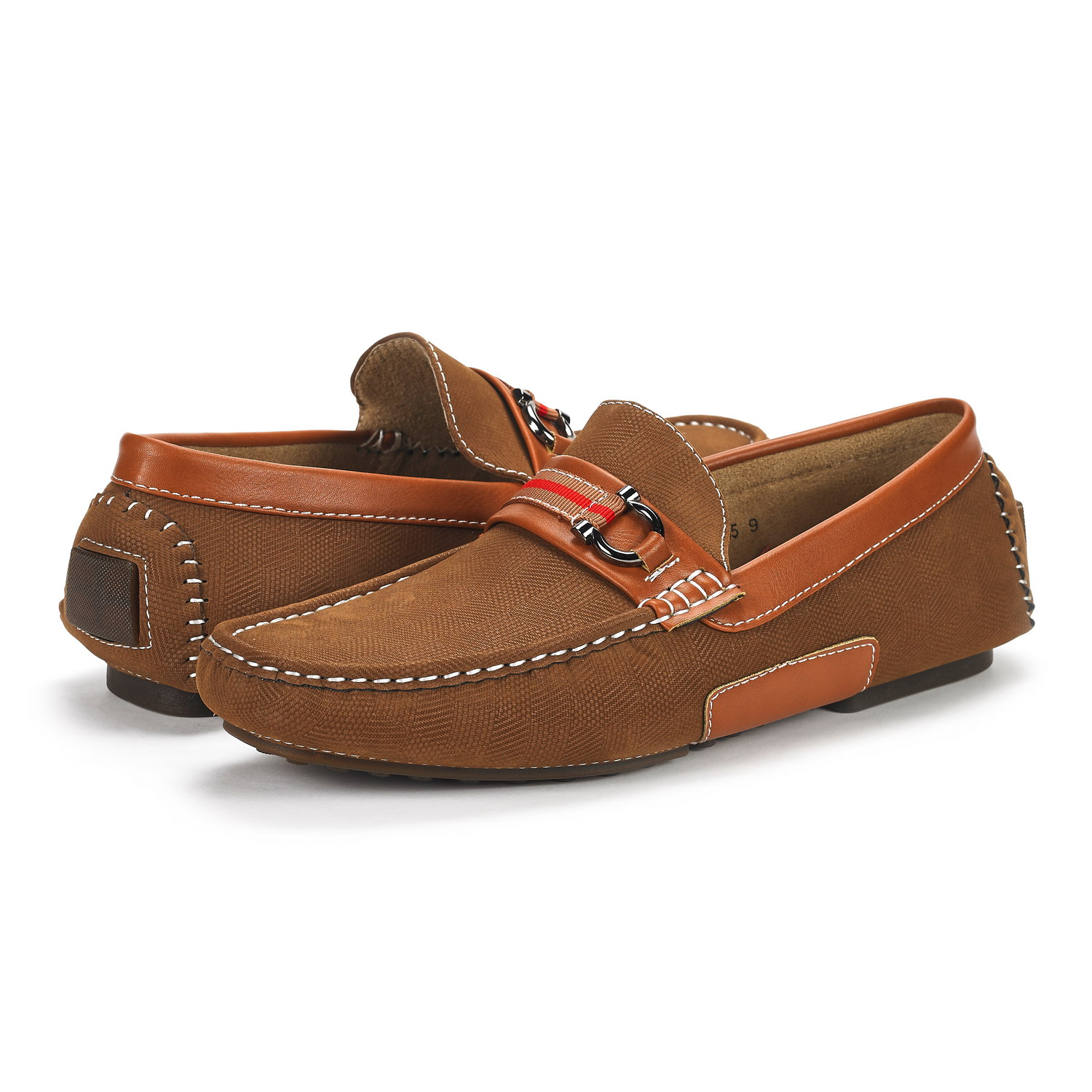 Bruno-Marc-Men-Casual-Driving-Loafers-Breathable-Antiskid-Slip-On-Moccasins-Shoe thumbnail 19