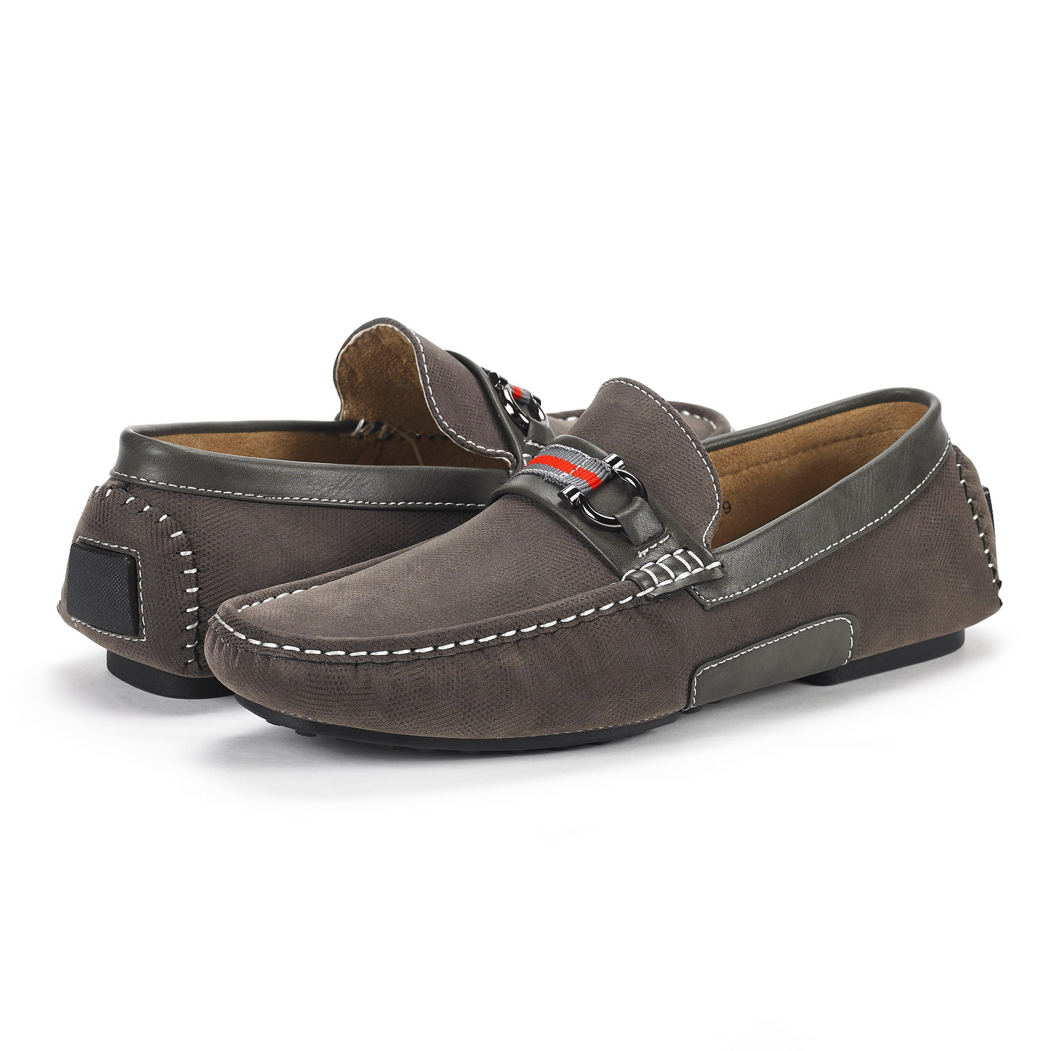 Bruno-Marc-Men-Casual-Driving-Loafers-Breathable-Antiskid-Slip-On-Moccasins-Shoe thumbnail 23