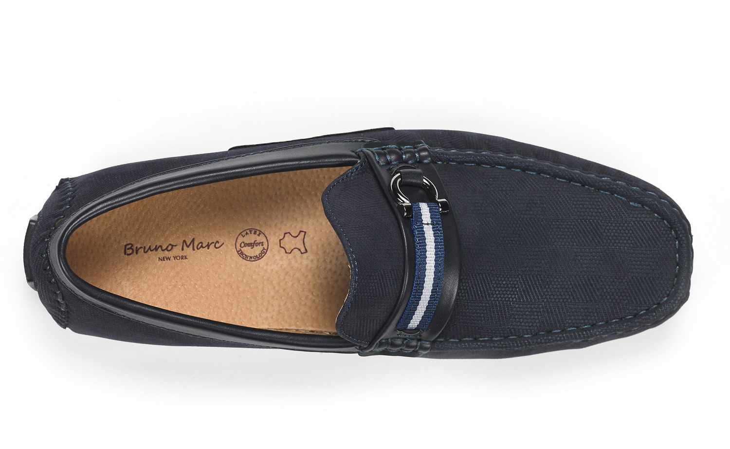 Bruno-Marc-Men-Casual-Driving-Loafers-Breathable-Antiskid-Slip-On-Moccasins-Shoe thumbnail 29