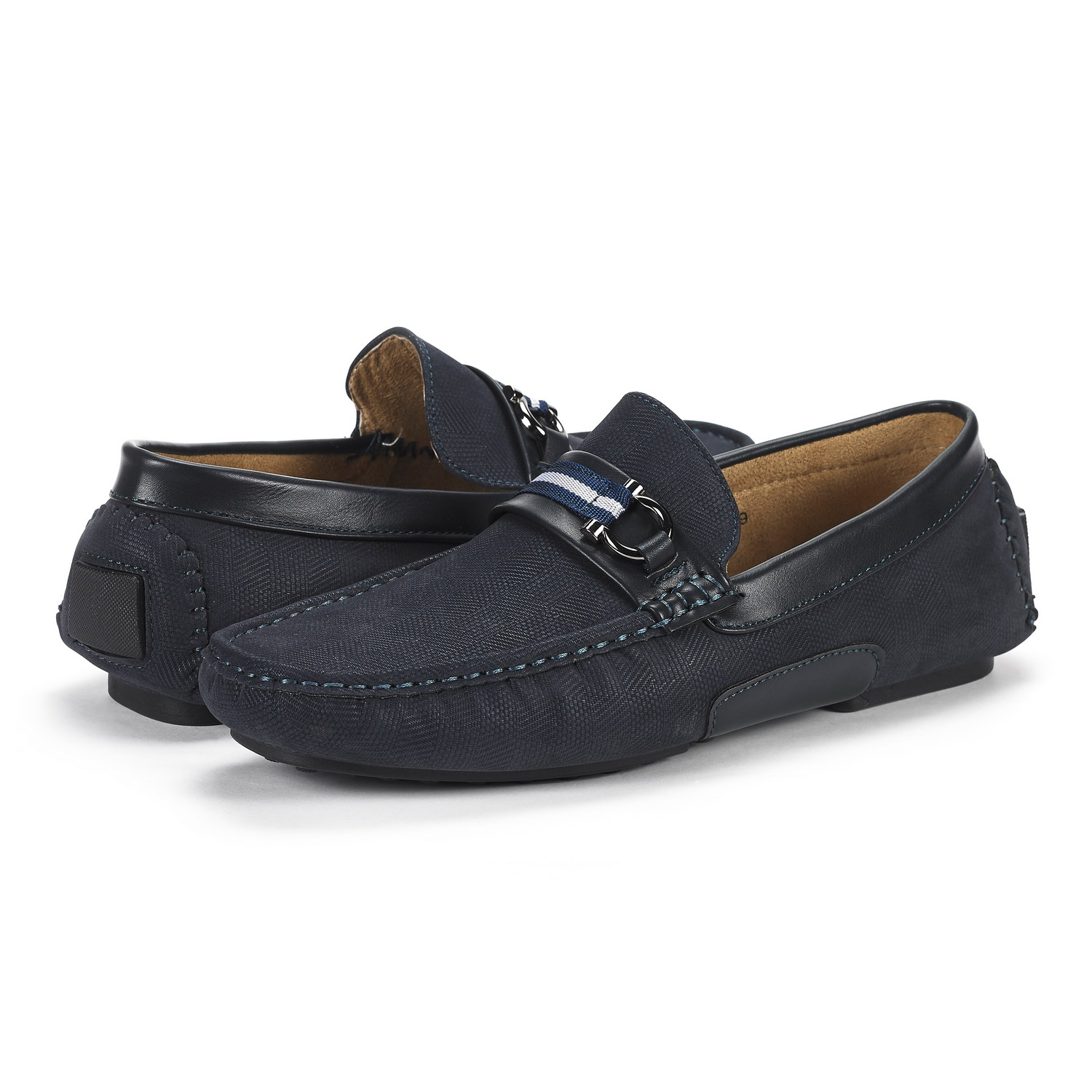 Bruno-Marc-Men-Casual-Driving-Loafers-Breathable-Antiskid-Slip-On-Moccasins-Shoe thumbnail 27