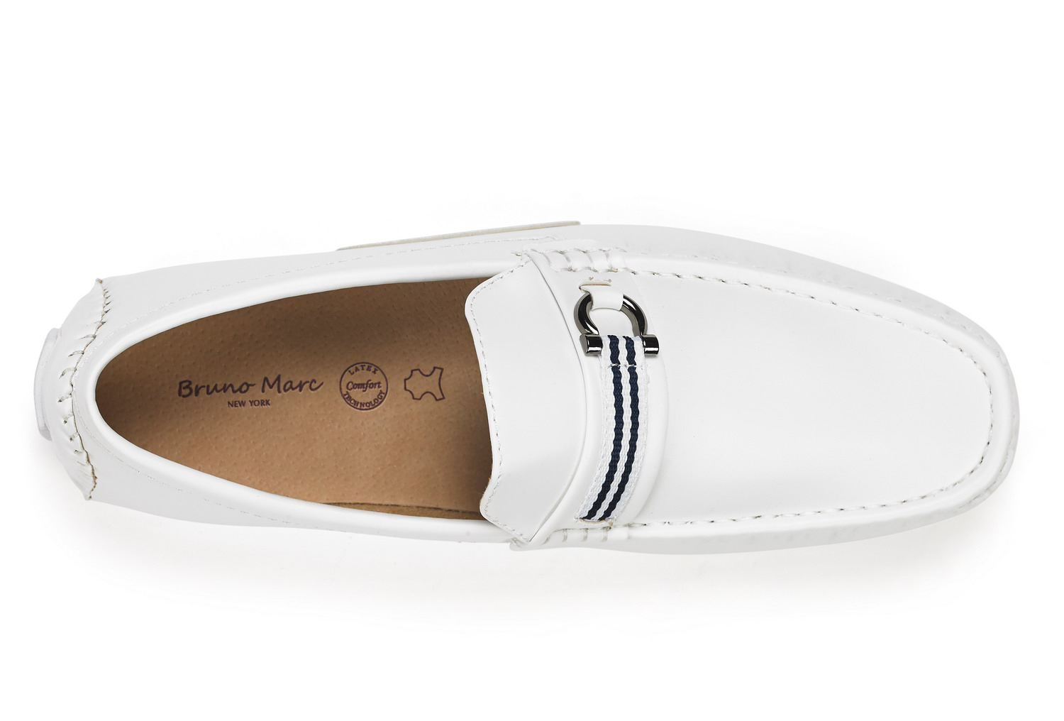Bruno-Marc-Men-Casual-Driving-Loafers-Breathable-Antiskid-Slip-On-Moccasins-Shoe thumbnail 5