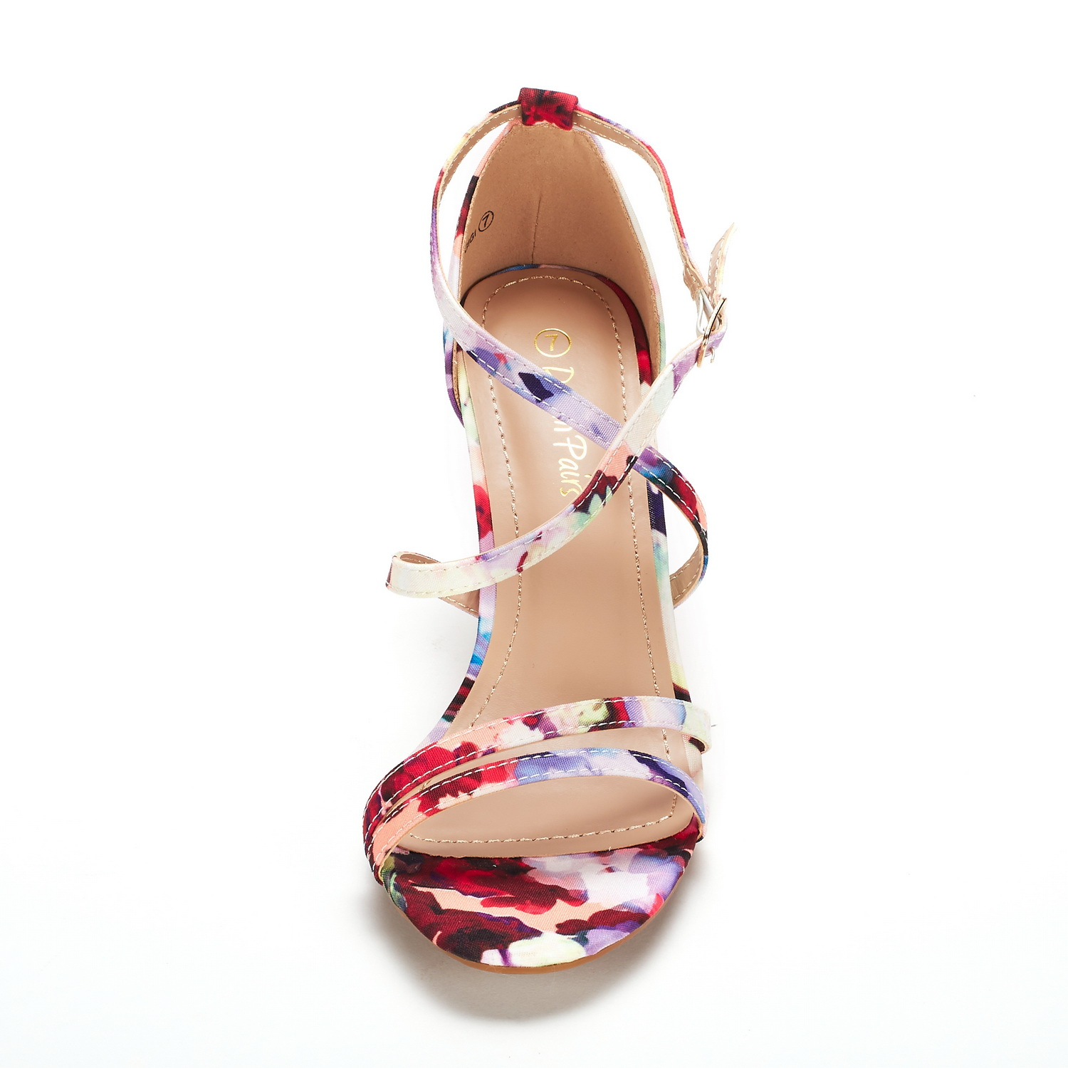 DREAM-PAIRS-Women-039-s-Ankle-Strap-High-Heel-Sandals-Dress-Shoes-Wedding-Party thumbnail 19