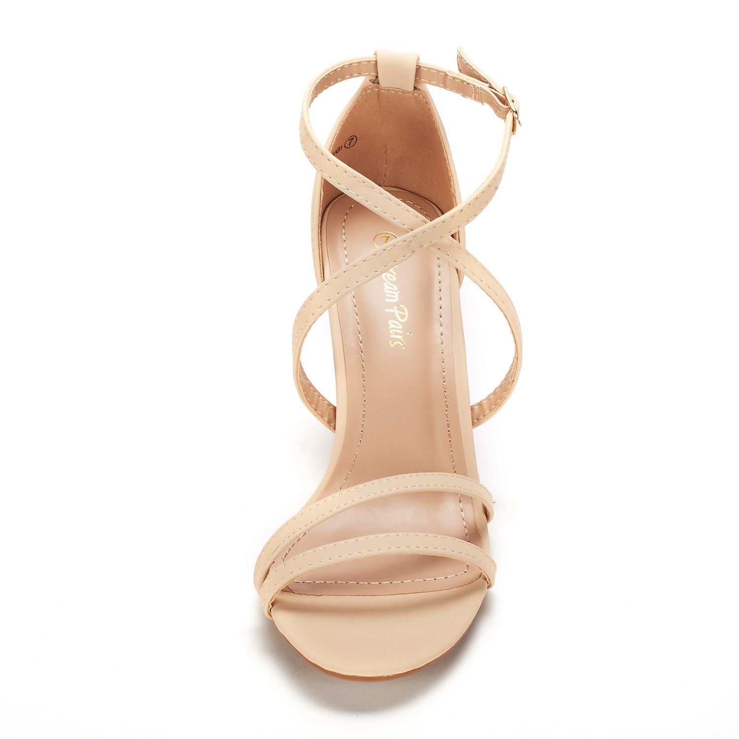 DREAM-PAIRS-Women-039-s-Ankle-Strap-High-Heel-Sandals-Dress-Shoes-Wedding-Party thumbnail 35