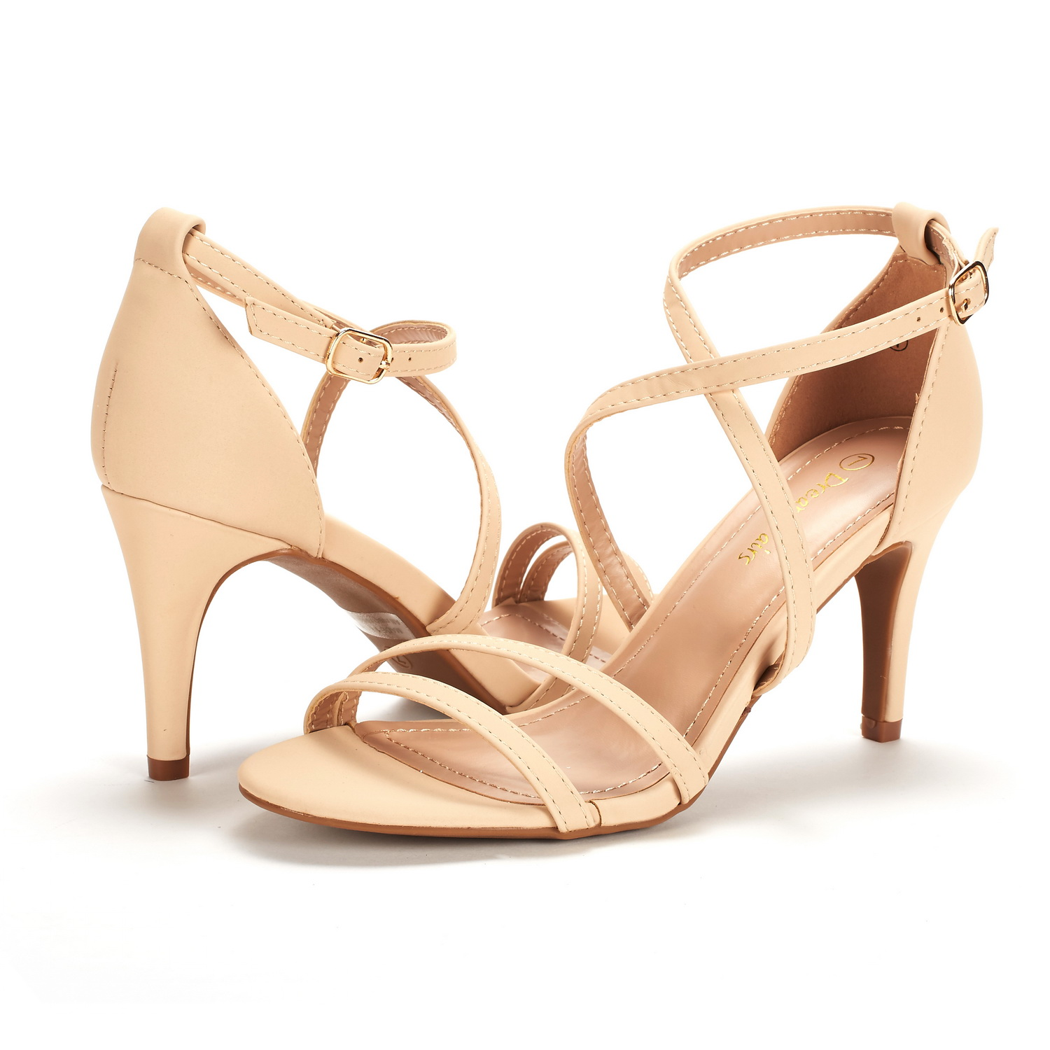 DREAM-PAIRS-Women-039-s-Ankle-Strap-High-Heel-Sandals-Dress-Shoes-Wedding-Party thumbnail 37