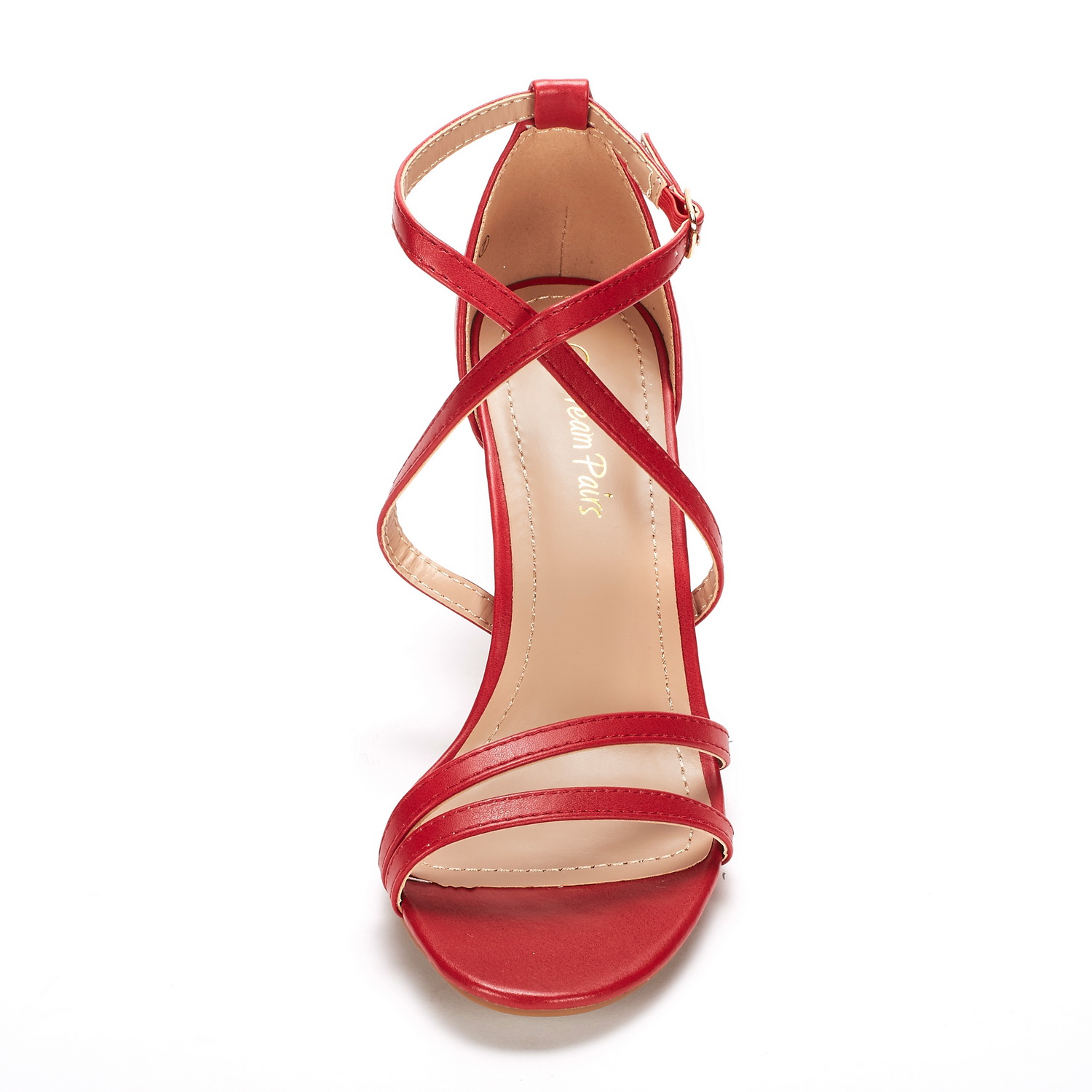 DREAM-PAIRS-Women-039-s-Ankle-Strap-High-Heel-Sandals-Dress-Shoes-Wedding-Party thumbnail 27