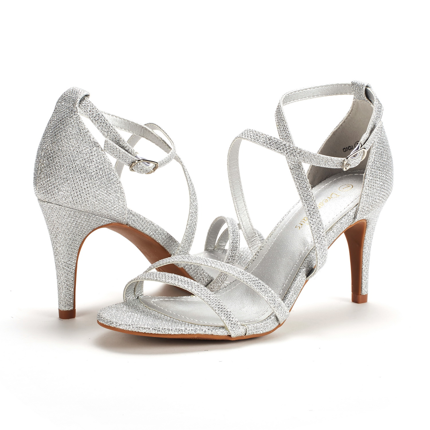 DREAM-PAIRS-Women-039-s-Ankle-Strap-High-Heel-Sandals-Dress-Shoes-Wedding-Party thumbnail 25
