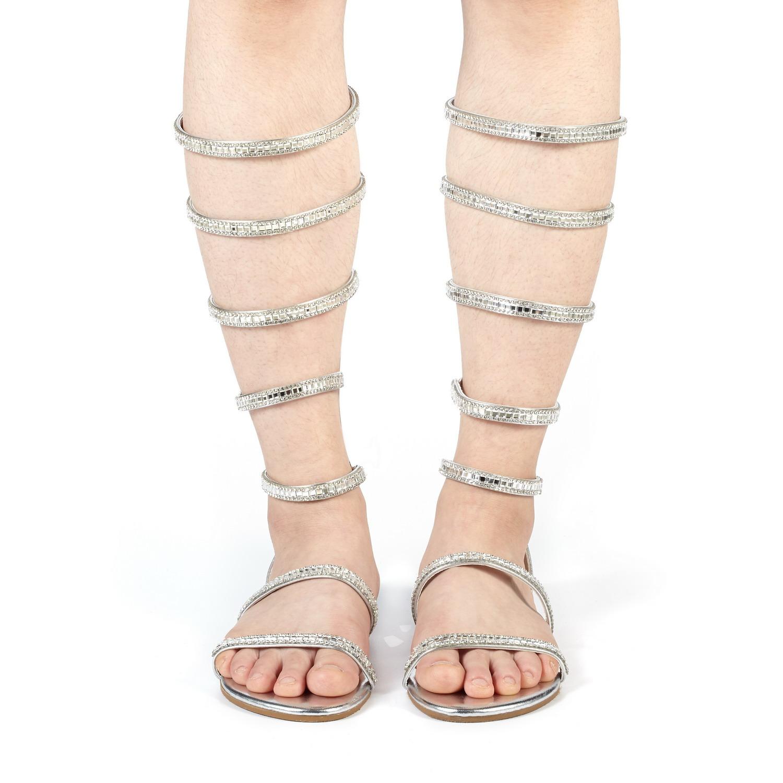 DREAM-PAIRS-Women-Athena-High-Fashion-Gladiator-Design-Knee-High-Flat-Sandals