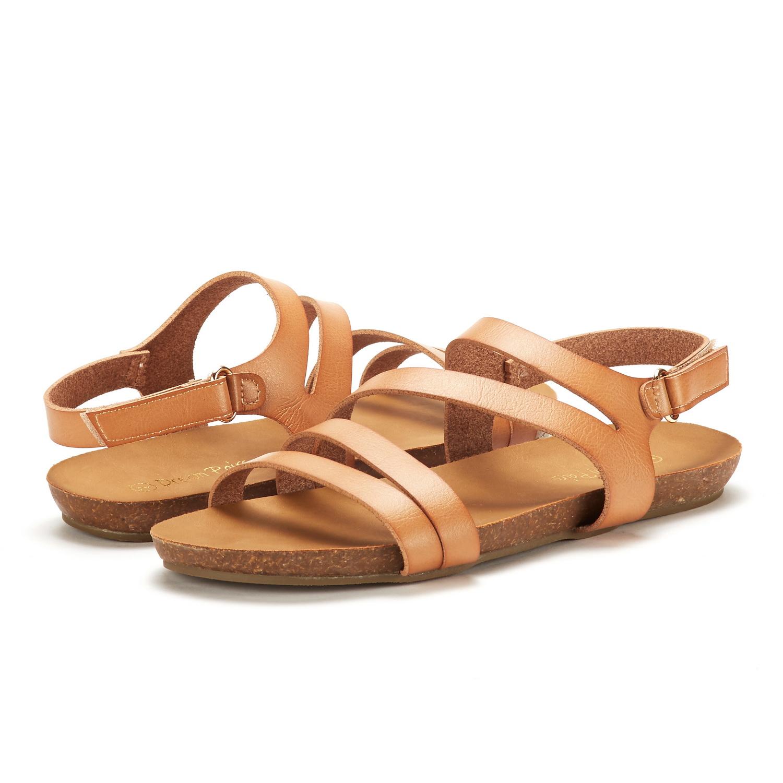DREAM-PAIRS-Women-Bold-Fashion-Gladiator-Thong-Open-Toe-SlingBack-Flat-Sandals