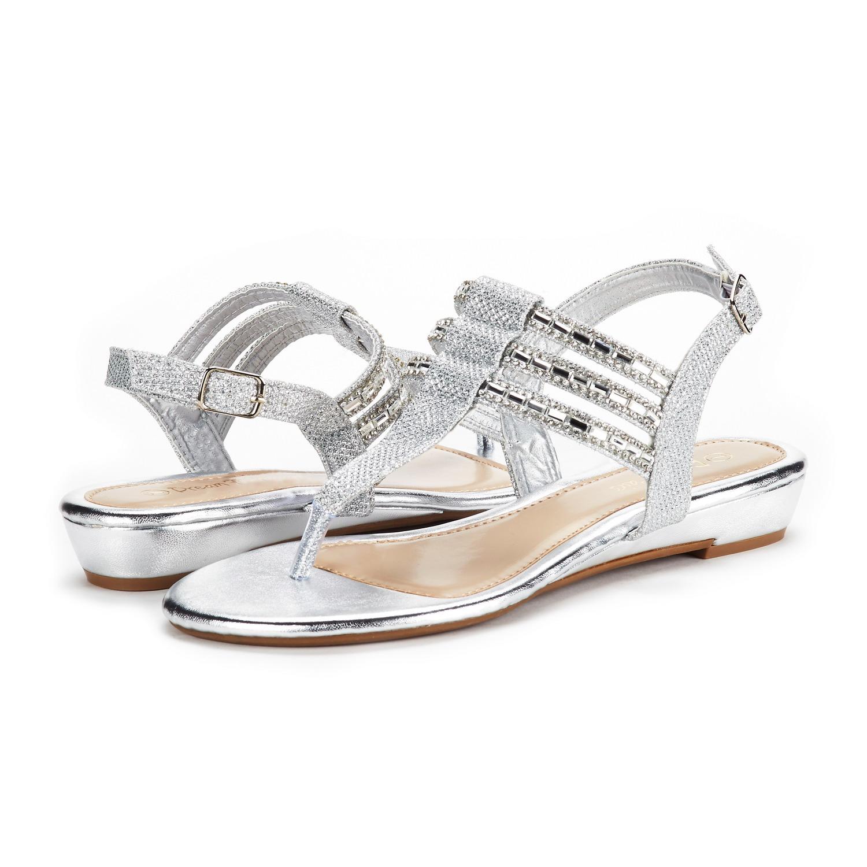 DREAM-PAIRS-Women-Estelle-W-Fashion-Rhinestones-Low-Wedge-Sandals