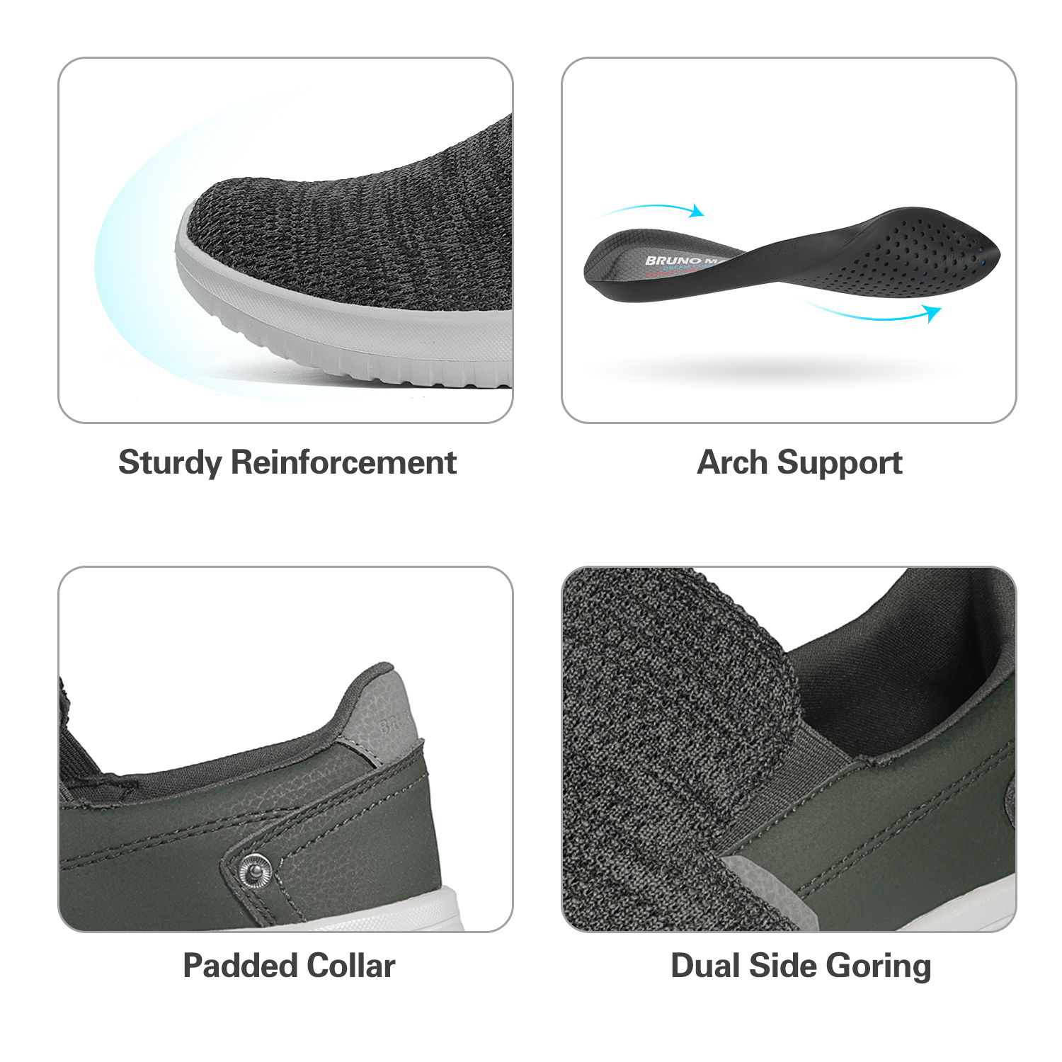 2019-Mens-Casual-Breathable-Sneakers-Running-Sports-Athletic-Shoes-Walking-Slip thumbnail 17
