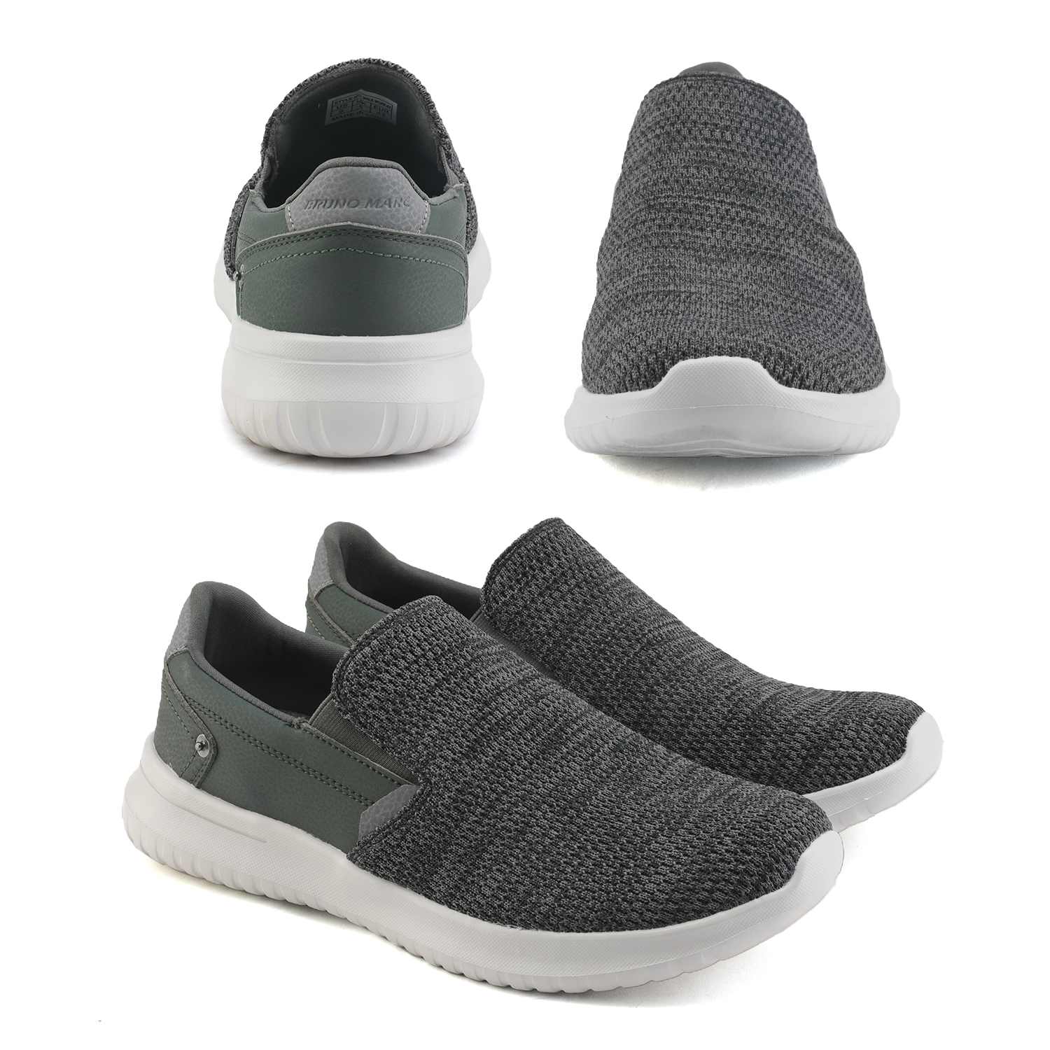 2019-Mens-Casual-Breathable-Sneakers-Running-Sports-Athletic-Shoes-Walking-Slip thumbnail 19