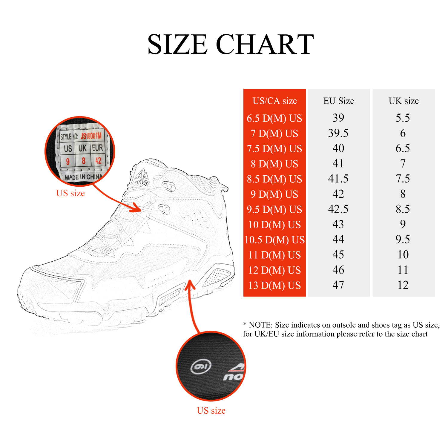 NORTIV-8-Men-039-s-Ankle-Waterproof-Hiking-Boots-Lightweight-Backpacking-Work-Shoes thumbnail 27