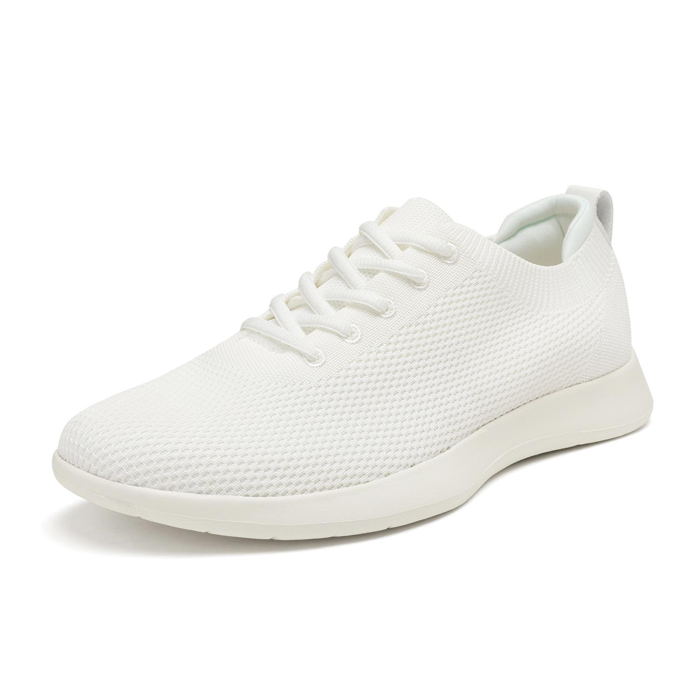 Bruno-Marc-Mens-Black-Slip-On-Walking-Shoes-Breathable-Fashion-Sneakers-6-5-13 thumbnail 8
