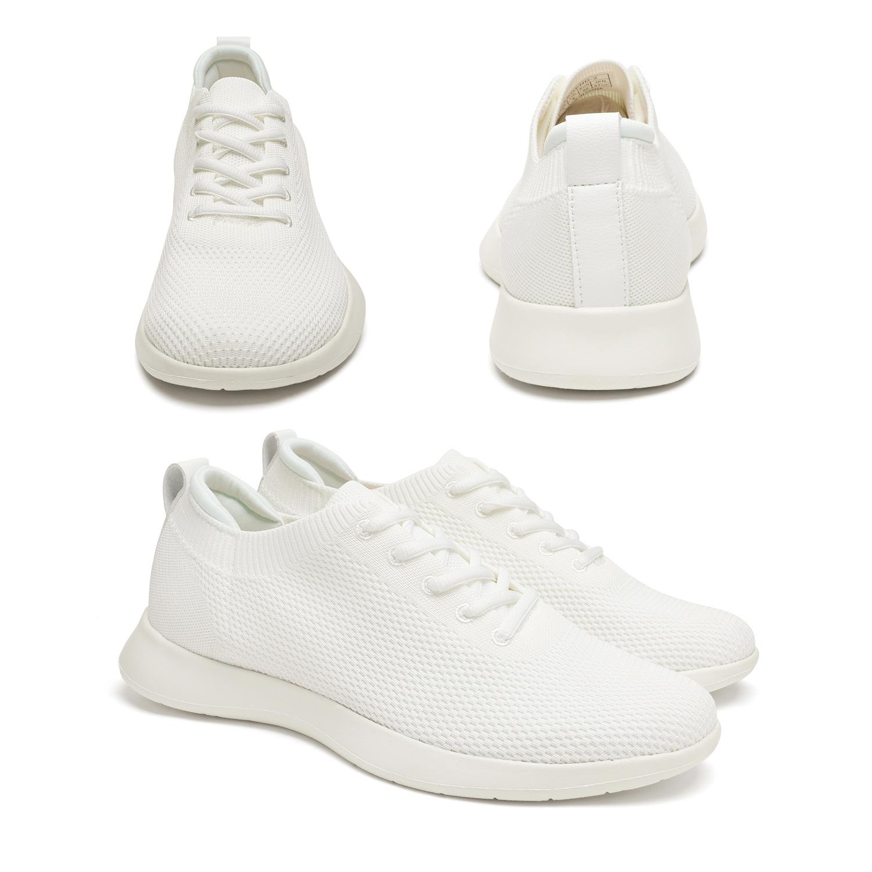 Bruno-Marc-Mens-Black-Slip-On-Walking-Shoes-Breathable-Fashion-Sneakers-6-5-13 thumbnail 13