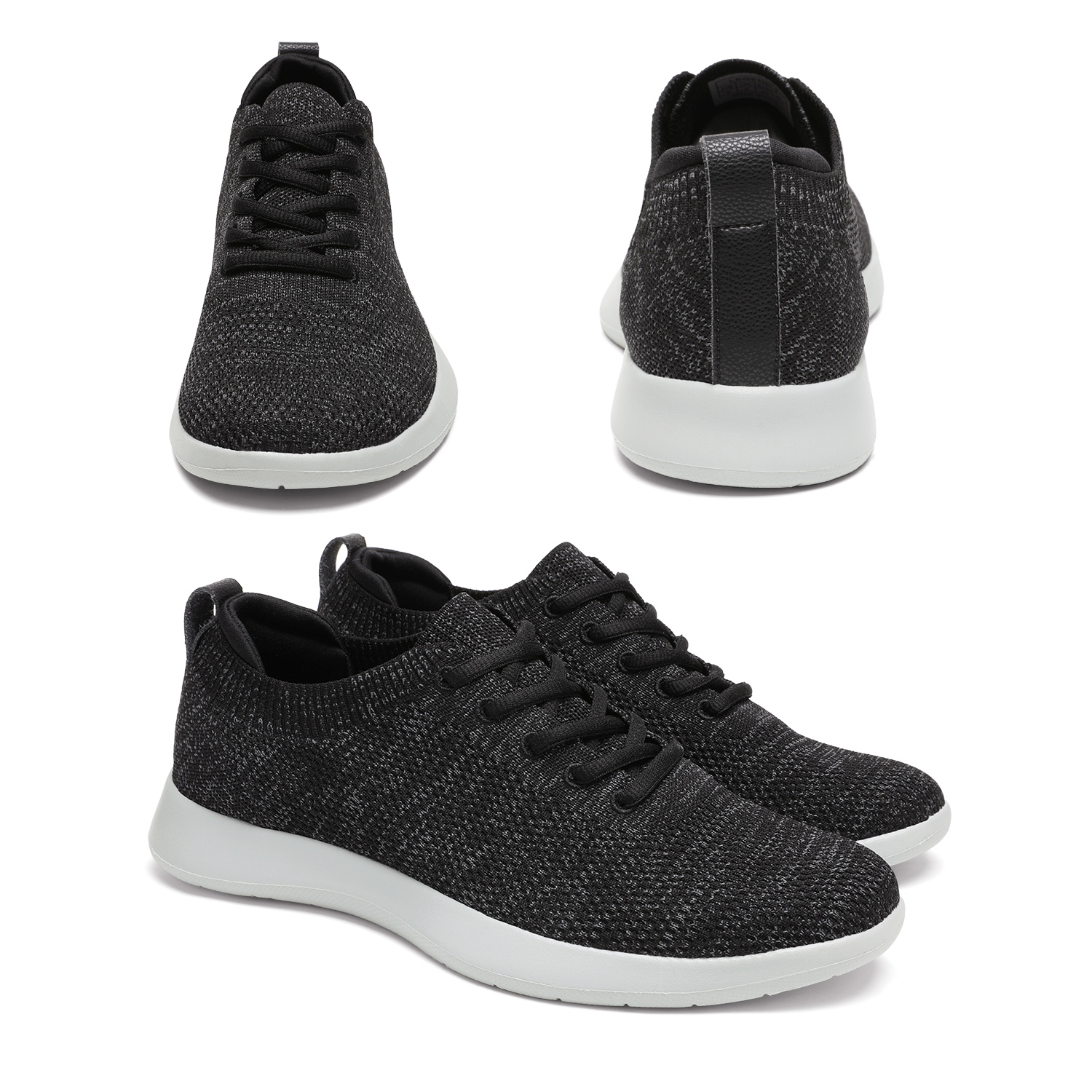 thumbnail 13 - Bruno Marc Mens Walking Shoes Breathable Fashion Sneaker Casual Shoe Size 6.5-13