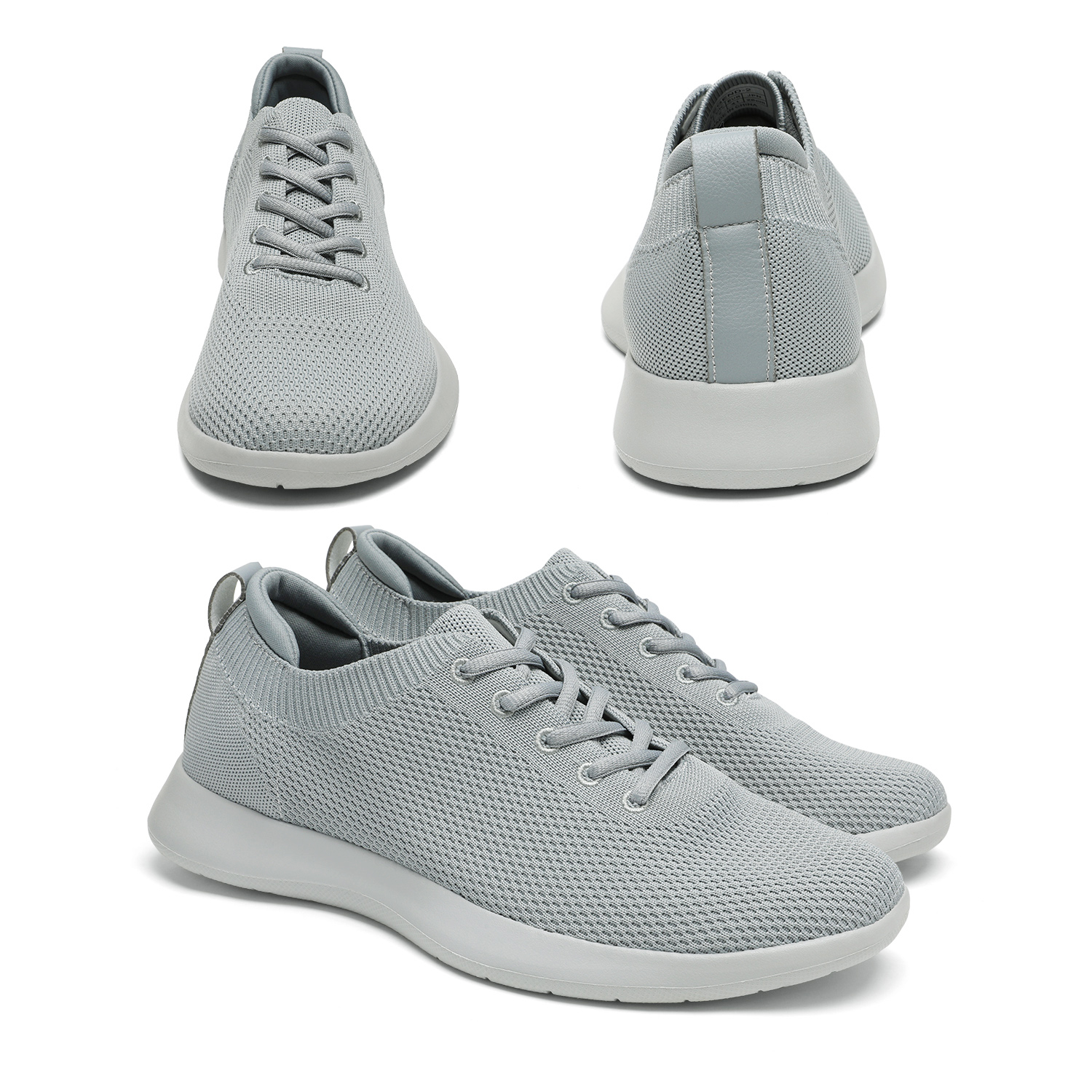 thumbnail 19 - Bruno Marc Mens Walking Shoes Breathable Fashion Sneaker Casual Shoe Size 6.5-13