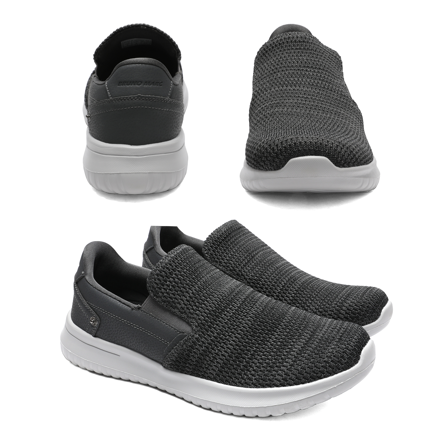 Bruno-Marc-Men-039-s-Slip-On-Walking-Shoes-Men-039-s-Sneakers-Men-Shoe-Running-Casual thumbnail 37