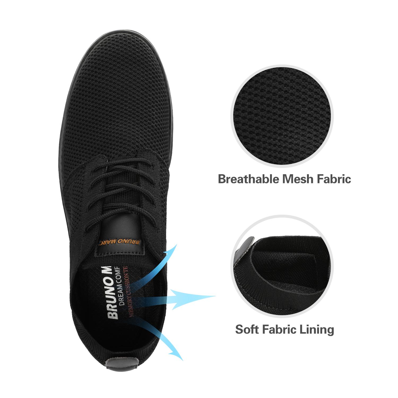 Bruno-Marc-Men-039-s-Running-Sneakers-Lightweight-Athletic-Walking-Tennis-Shoes thumbnail 4