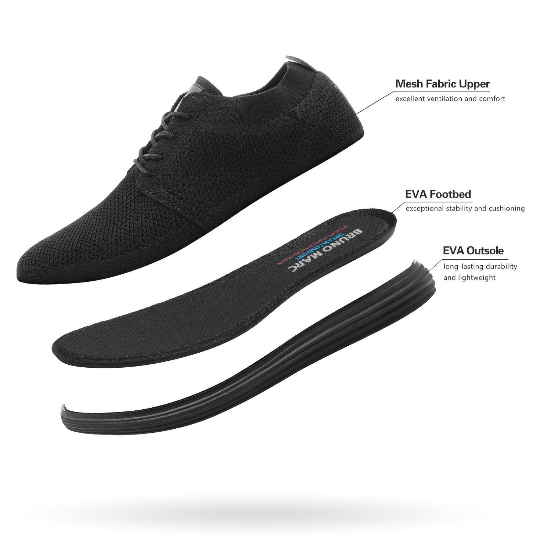 Bruno-Marc-Men-039-s-Running-Sneakers-Lightweight-Athletic-Walking-Tennis-Shoes thumbnail 5