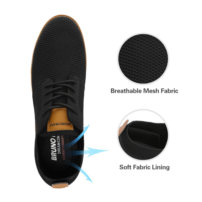 Bruno-Marc-Men-039-s-Running-Sneakers-Lightweight-Athletic-Walking-Tennis-Shoes thumbnail 10