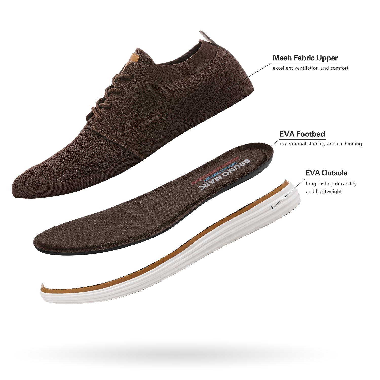 Bruno-Marc-Men-039-s-Running-Sneakers-Lightweight-Athletic-Walking-Tennis-Shoes thumbnail 17