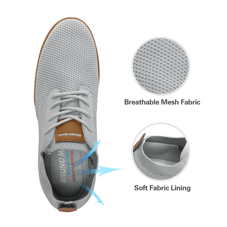 Bruno-Marc-Men-039-s-Running-Sneakers-Lightweight-Athletic-Walking-Tennis-Shoes thumbnail 28