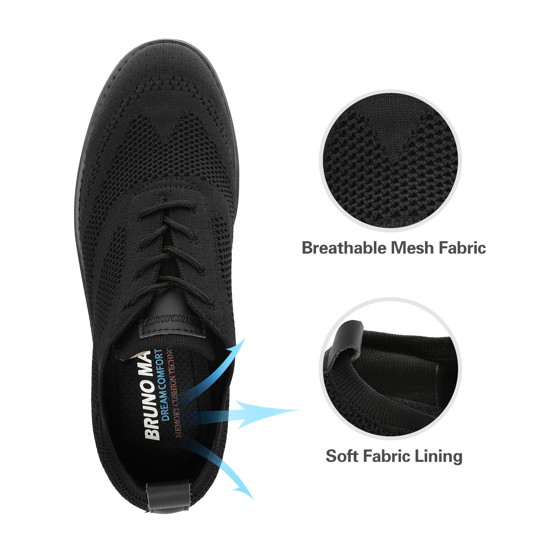 Bruno-Marc-Men-039-s-Running-Sneakers-Lightweight-Athletic-Walking-Tennis-Shoes thumbnail 39