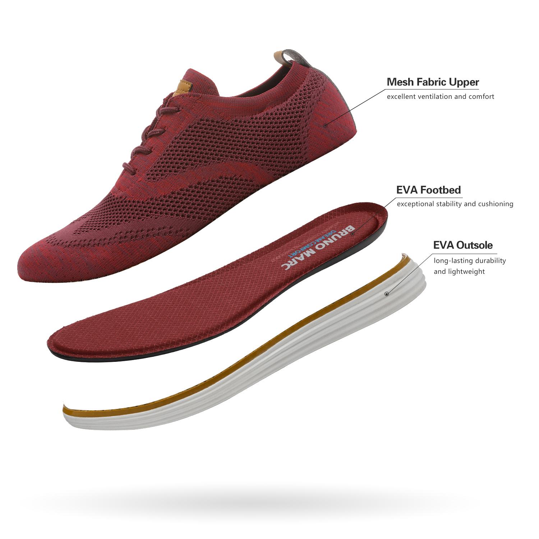 Bruno-Marc-Men-039-s-Running-Sneakers-Lightweight-Athletic-Walking-Tennis-Shoes thumbnail 52