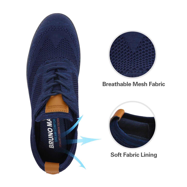 Bruno-Marc-Men-039-s-Running-Sneakers-Lightweight-Athletic-Walking-Tennis-Shoes thumbnail 57