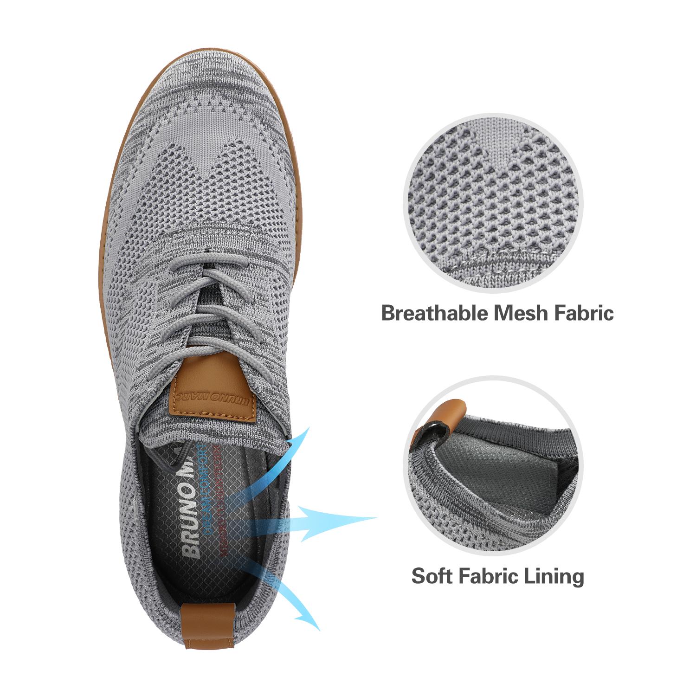 Bruno-Marc-Men-039-s-Running-Sneakers-Lightweight-Athletic-Walking-Tennis-Shoes thumbnail 63