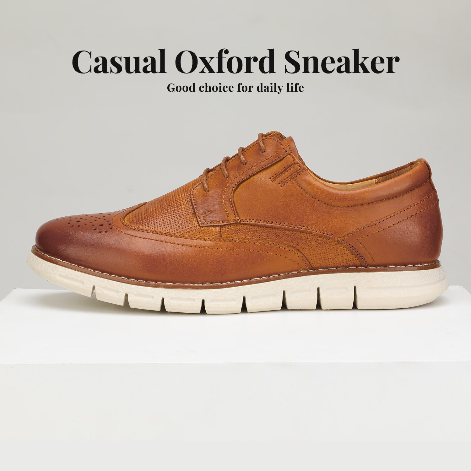 Men-s-Genuine-Leather-Casual-Formal-Sneakers-Lace-up-Business-Oxford-Dress-Shoes thumbnail 25