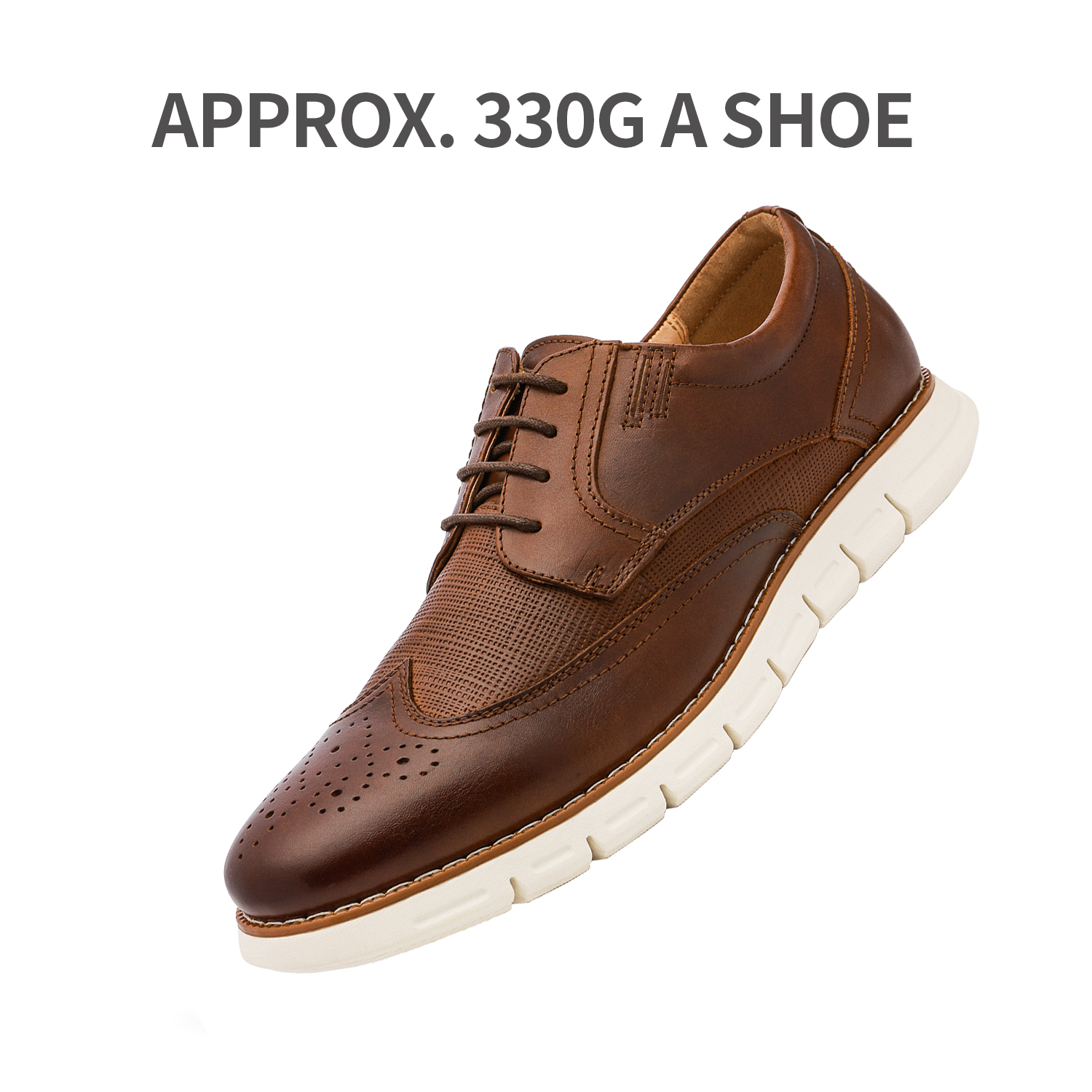Men-s-Genuine-Leather-Casual-Formal-Sneakers-Lace-up-Business-Oxford-Dress-Shoes thumbnail 29