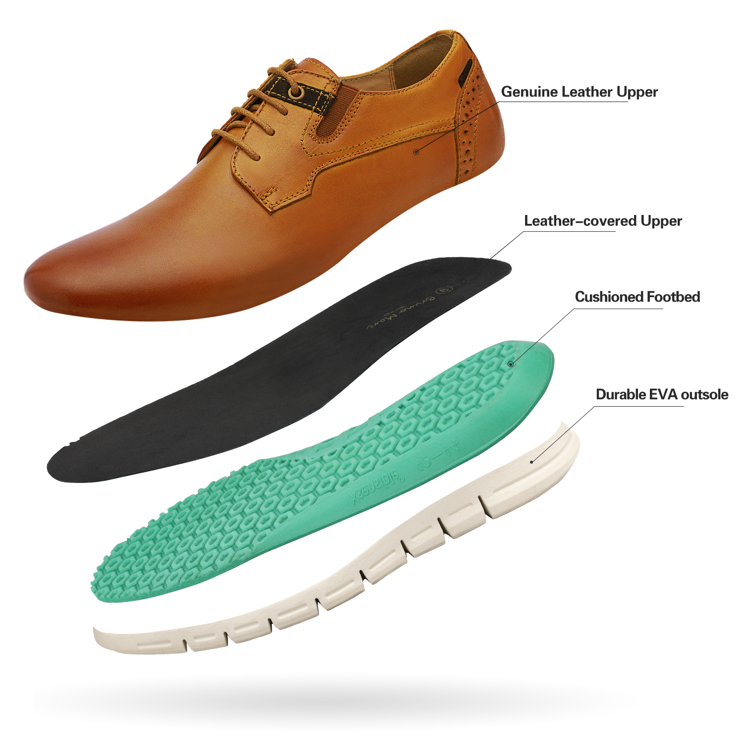 Men-s-Genuine-Leather-Casual-Formal-Sneakers-Lace-up-Business-Oxford-Dress-Shoes thumbnail 45