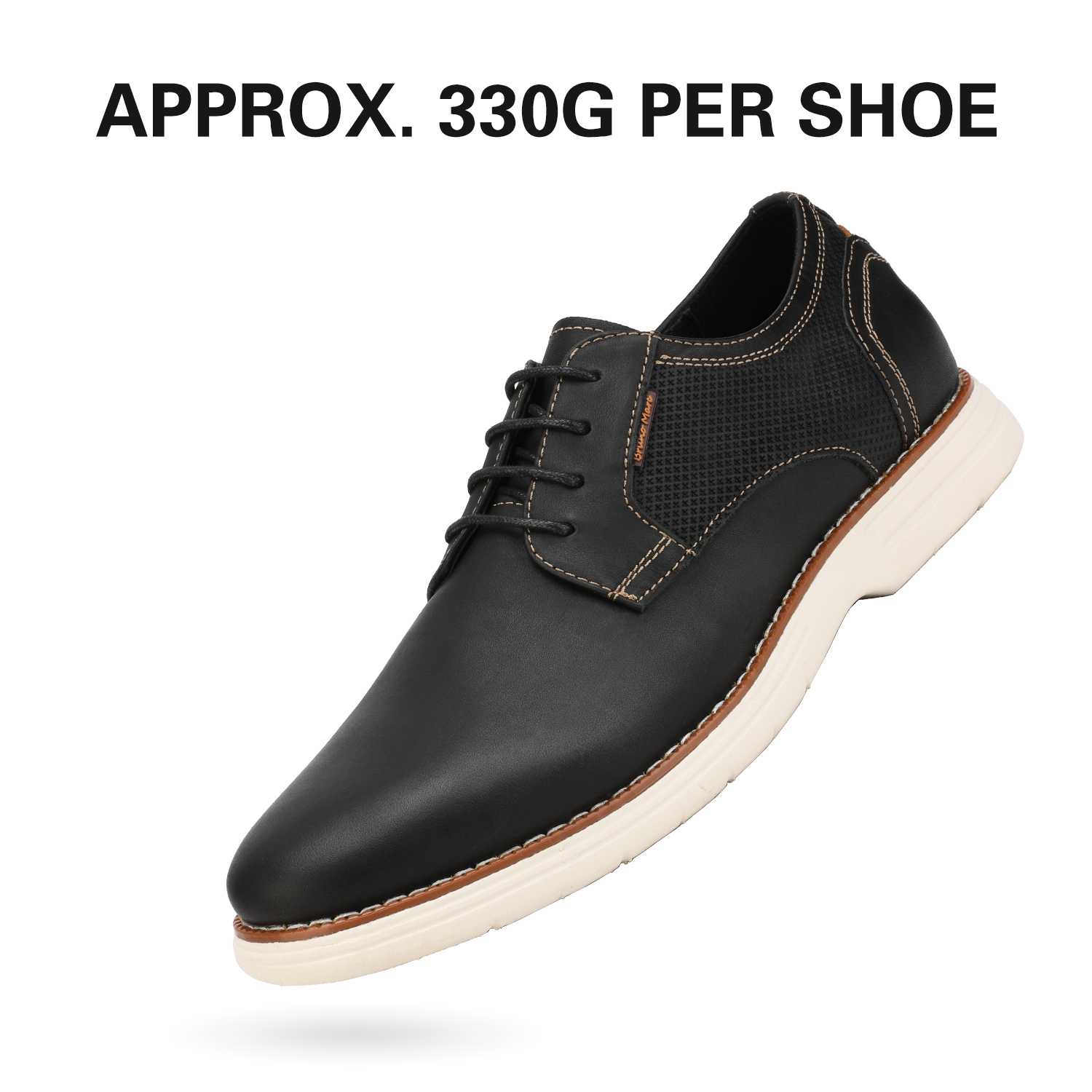 Mens-Fashion-Genuine-Leather-Business-Dress-Sneakers-Casual-Lace-up-Oxford-Shoe thumbnail 8