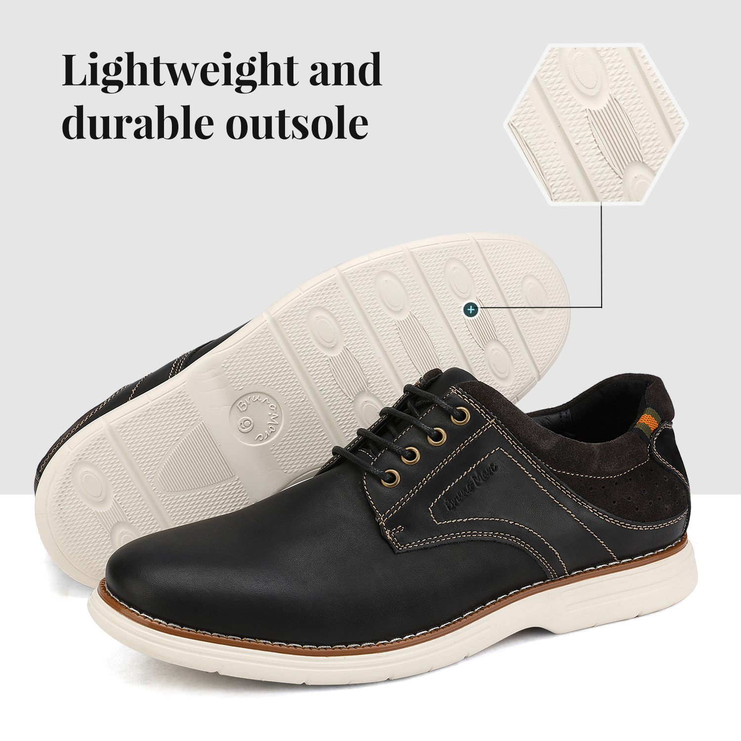 Mens-Fashion-Genuine-Leather-Business-Dress-Sneakers-Casual-Lace-up-Oxford-Shoe thumbnail 25