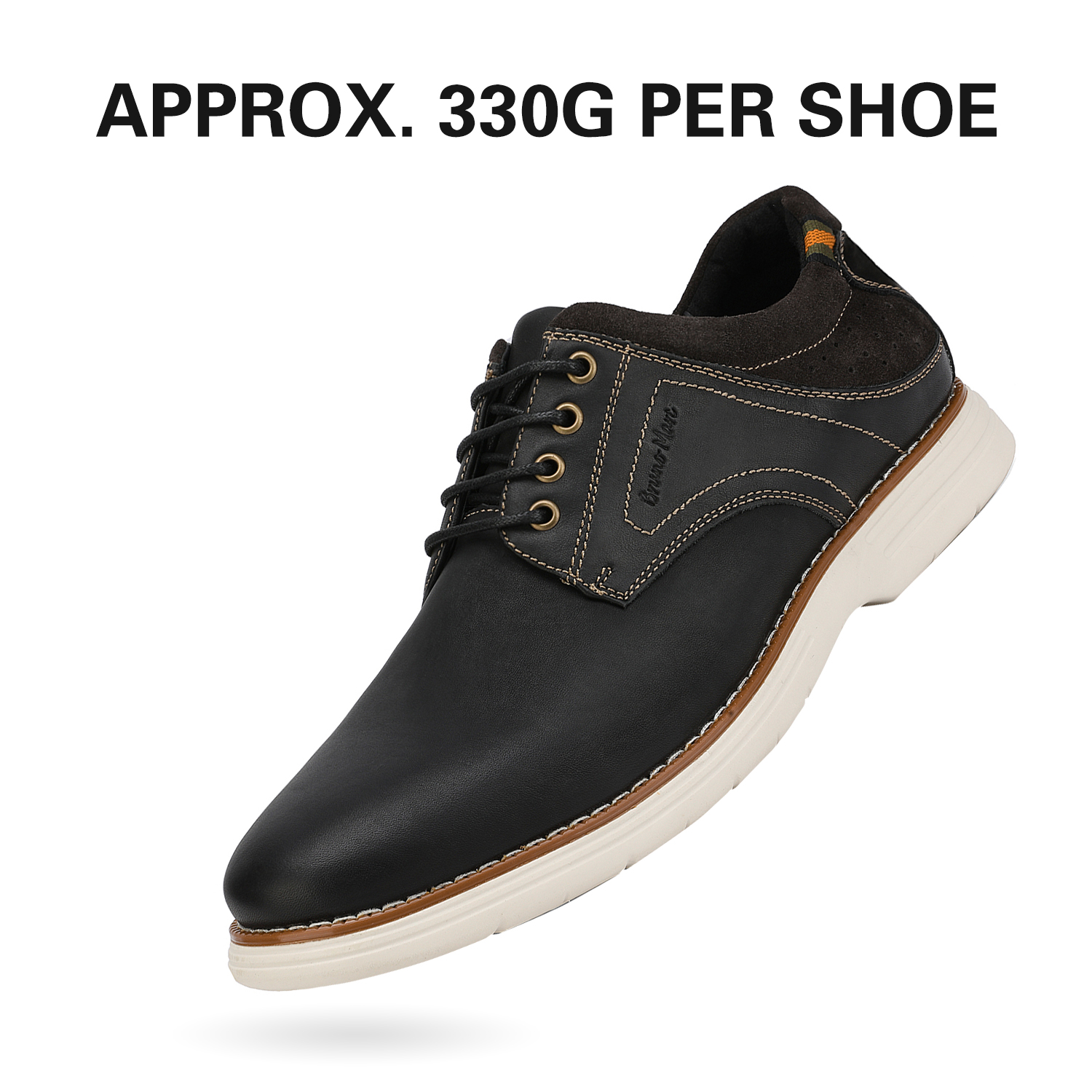 Mens-Fashion-Genuine-Leather-Business-Dress-Sneakers-Casual-Lace-up-Oxford-Shoe thumbnail 23