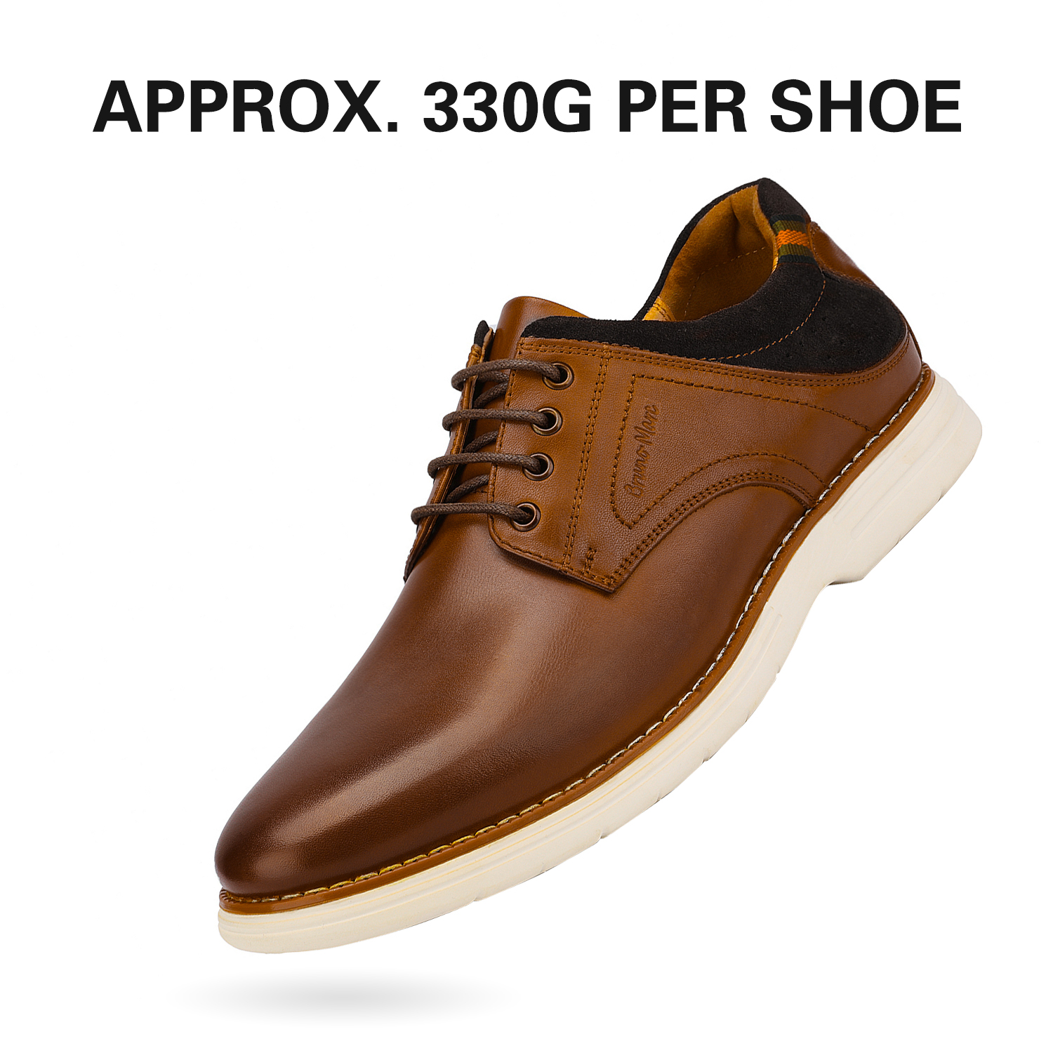 Mens-Fashion-Genuine-Leather-Business-Dress-Sneakers-Casual-Lace-up-Oxford-Shoe thumbnail 34