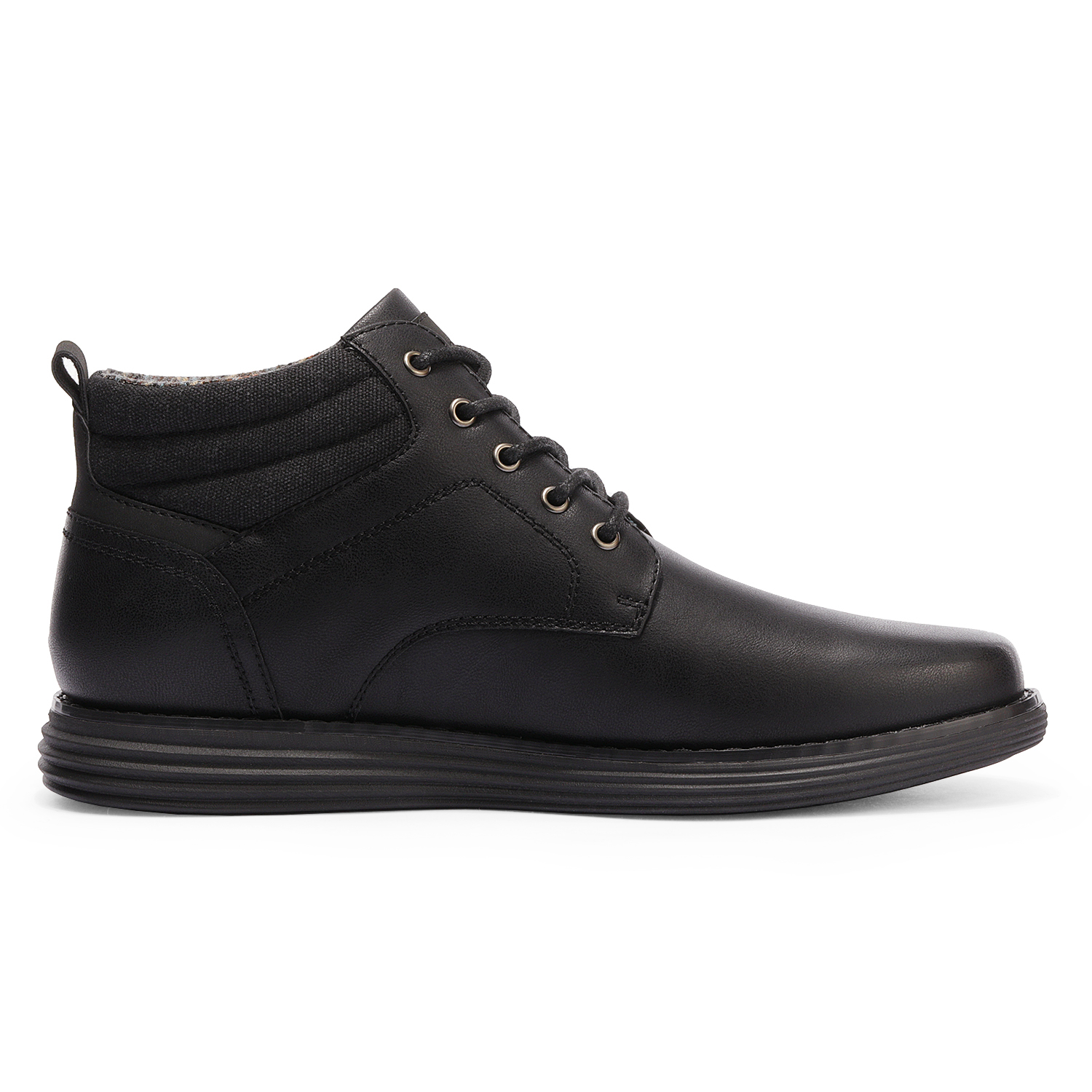 Bruno Marc Men/'s Mid Top Chukka Boots Lace Up Stylish Dress Water-Resistant Shoe