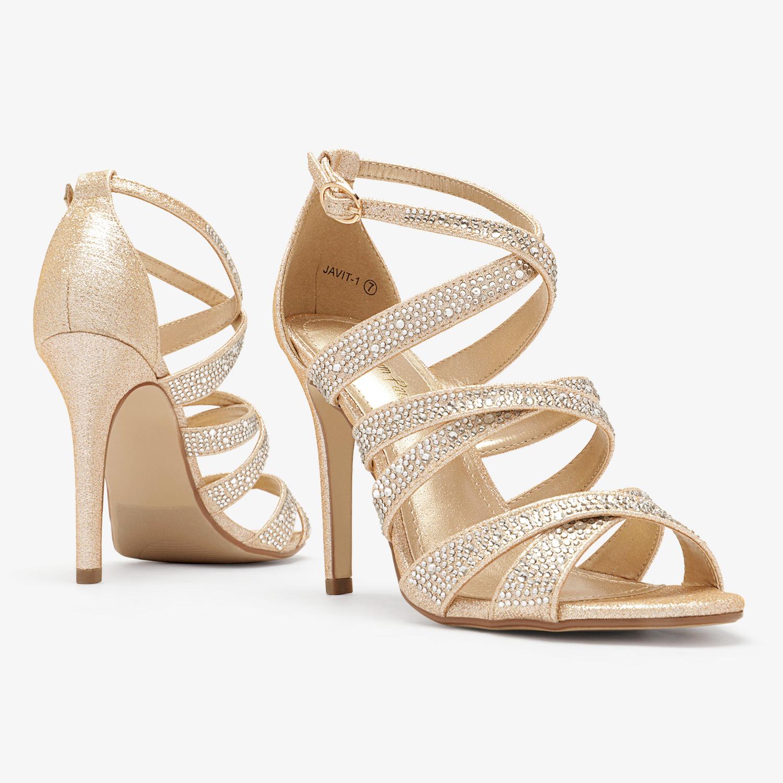 thumbnail 5 - DREAM PAIRS Women's Stilettos  High Heel Sandals Open Toe Dress Pump Sandals