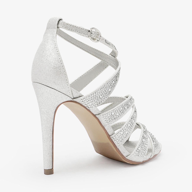 thumbnail 8 - DREAM PAIRS Women's Stilettos  High Heel Sandals Open Toe Dress Pump Sandals