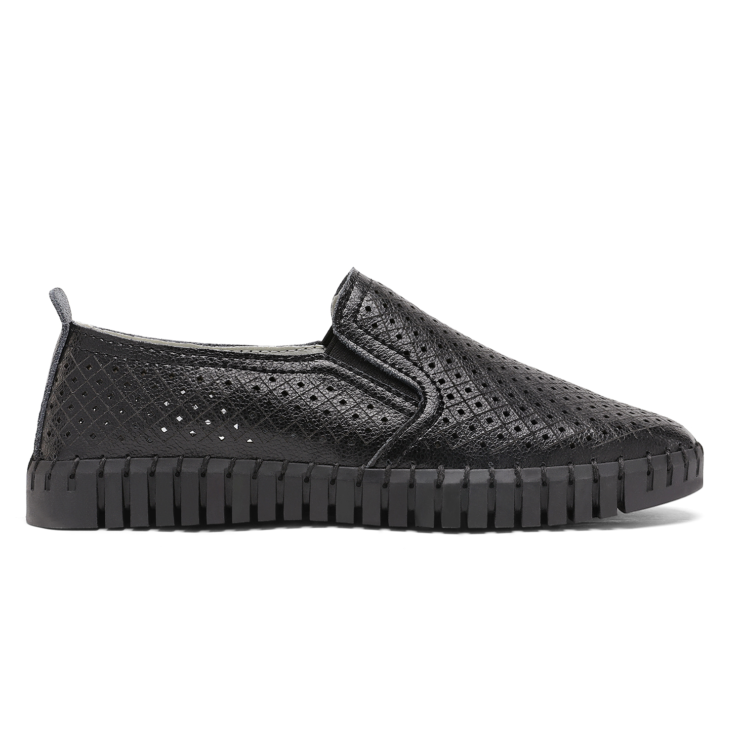 DREAM-PAIRS-Women-s-Breathable-Sneaker-Slip-On-Loafers-Comfortable-Flat-Shoes thumbnail 3