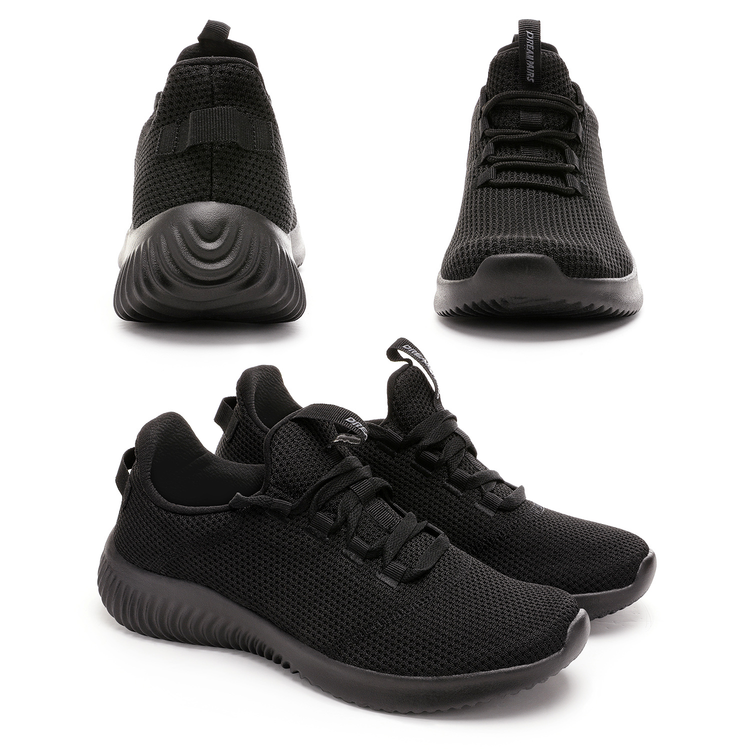 thumbnail 7 - Mens Running Shoes Lightweight Fashion Sneakers Comfort Walking Shoes