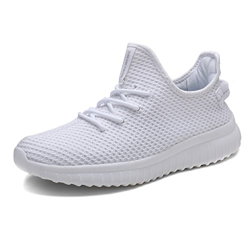 DREAM-PAIRS-Mens-Sports-Shoes-Breathable-Mesh-Running-Shoe-High-Top-Sock-Sneaker thumbnail 11