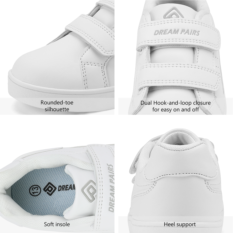 DREAM-PAIRS-Toddler-Kids-Boys-Girls-GS-Kid-Youth-Men-Women-Unisex-Shoes-Sneaker thumbnail 19