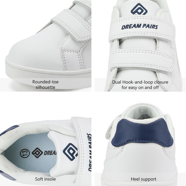 DREAM-PAIRS-Toddler-Kids-Boys-Girls-GS-Kid-Youth-Men-Women-Unisex-Shoes-Sneaker thumbnail 24